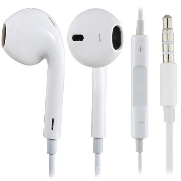 In-ear Headset - iPhone, iPad, iPod - Weiß