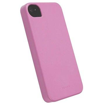 iPhone 5 / 5S / SE Krusell BioCover Schale - Rosa