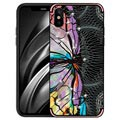 iPhone X / iPhone XS NXE Unique Series TPU Hülle - Libelle