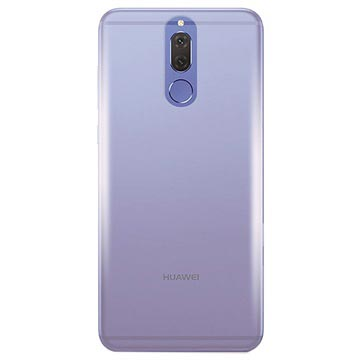 Puro 0.3 Nude Huawei P30 Lite TPU Hülle - Durchsichtig