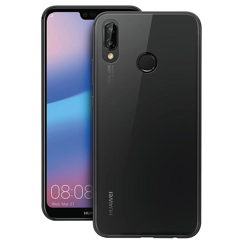 Huawei Mate 10 Lite Puro 0.3 Nude TPU Hülle - Durchsichtig