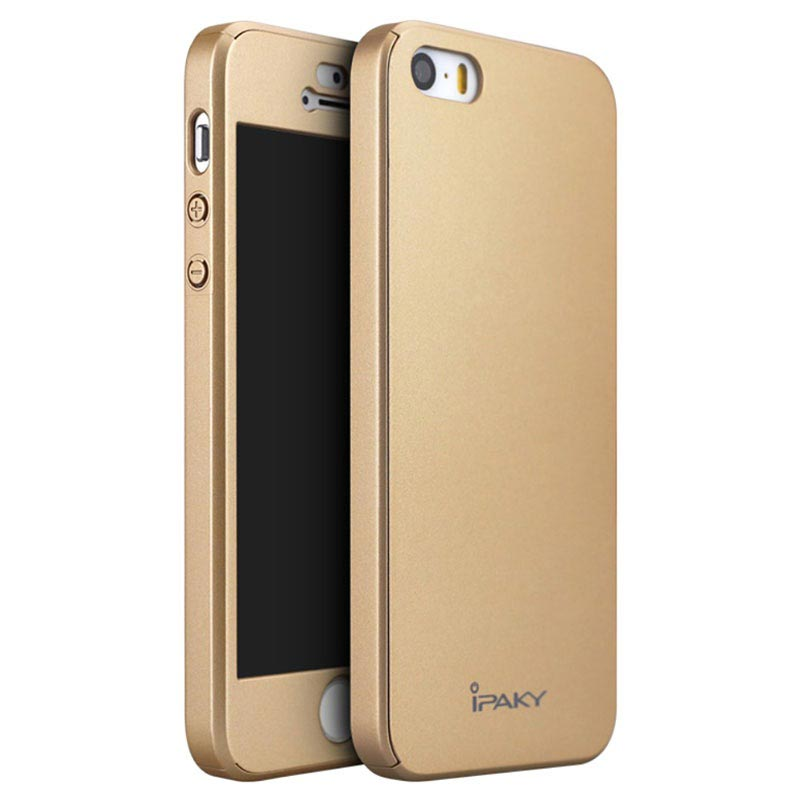 iPhone 5/5S/SE iPaky 360 Protection Cover